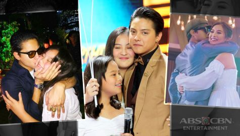 Daniel Padilla as a protective and loving brother