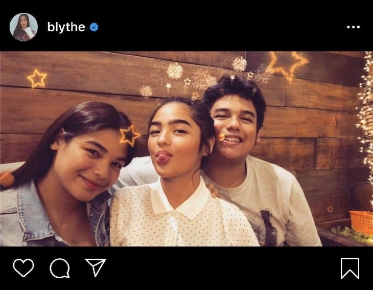My pride and joy! Andrea Brillantes' precious moments with her family