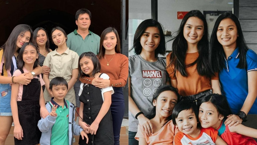 IN PHOTOS: Francine Diaz with her picture-perfect family