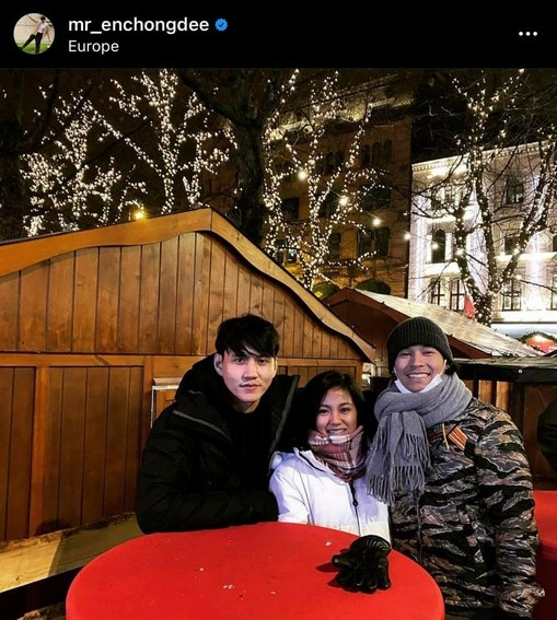 Meet the handsome brothers of Enchong Dee