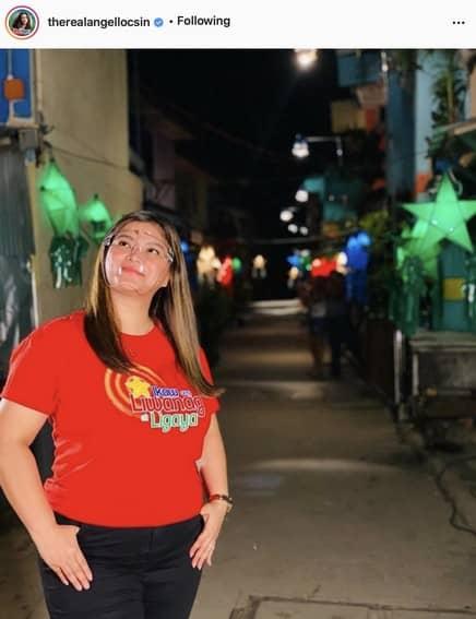 BEHIND-THE-SCENES: Angel Locsin, kinumusta ang kalagayan ng Pinoy parol makers sa Iba 'Yan | PHOTOS