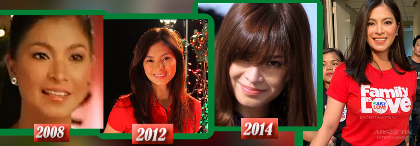 LOOK: Angel Locsin's much-anticipated appearances on ABS-CBN Christmas IDs