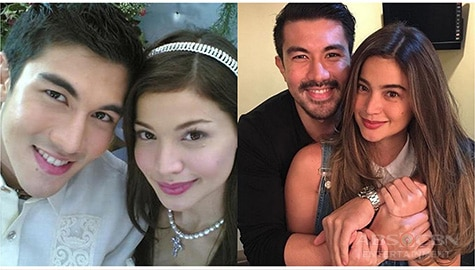 20 friendship photos of Luis Manzano & Anne Curtis