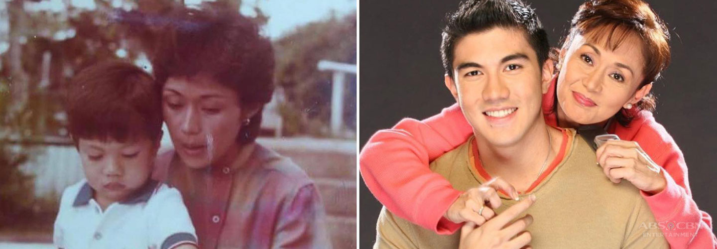 IN PHOTOS: Mother-Son bonding moments of Vilma Santos & Luis Manzano