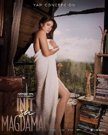 Yam Concepcion as Rita in Init sa Magdamag