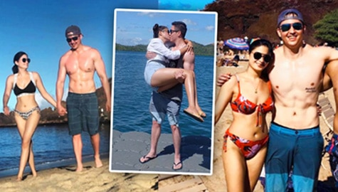 Check out these photos of Yam Concepcion and her boyfriend that will restore your faith in love!