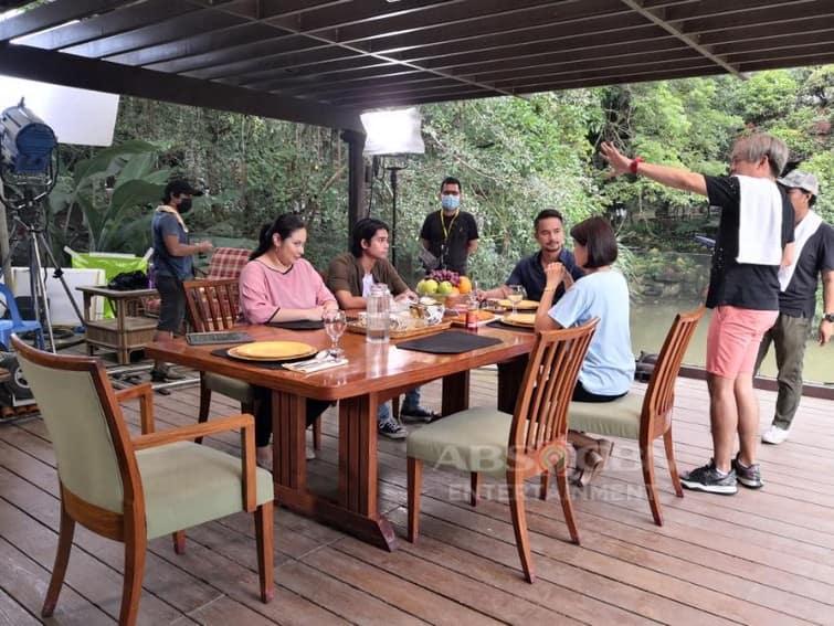 Init Sa Magdamag behind-the-scenes