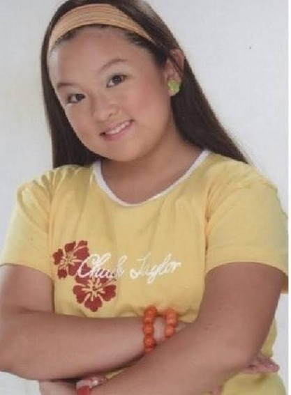 Before & after photos of Trina Legaspi