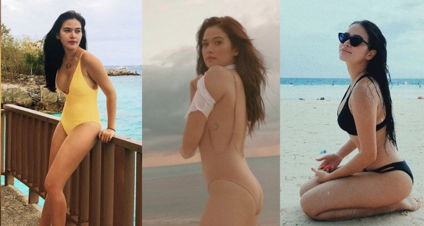 IN PHOTOS: Let this Filipina show you why she's one of the sexiest actresses in the country