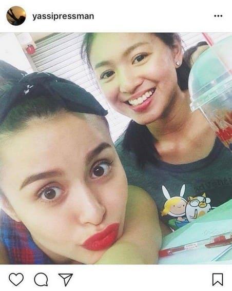 Yassi and Nadine's friendship through Thick & Thin!
