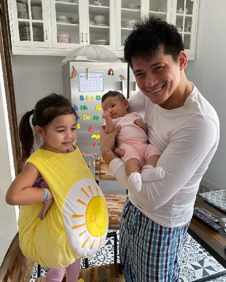 Mariel Rondriguez-Padilla after giving birth