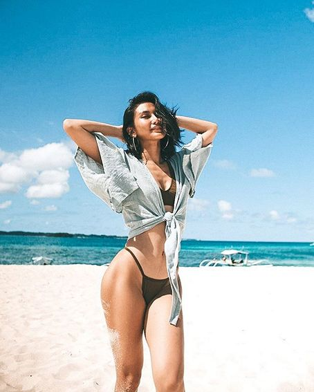 IN PHOTOS: Ang mapanghamong 22-inch waistline ni former Girltrend Chienna!