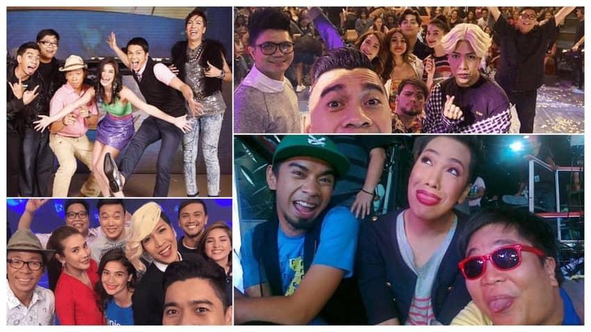 80 photos ng 'Showtime' family na talaga namang nakaka-miss na makita silang muling magkakasama