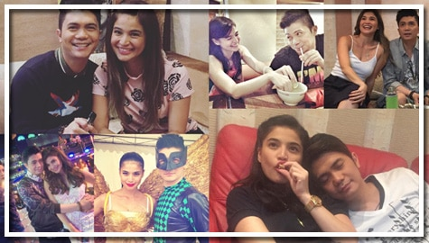 its showtime family anne curtis vhong navarro best friend THROWBACK