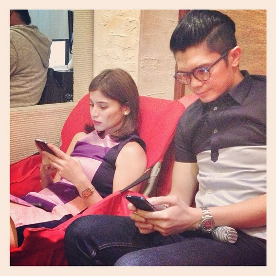 its showtime family anne curtis vhong navarro best friend