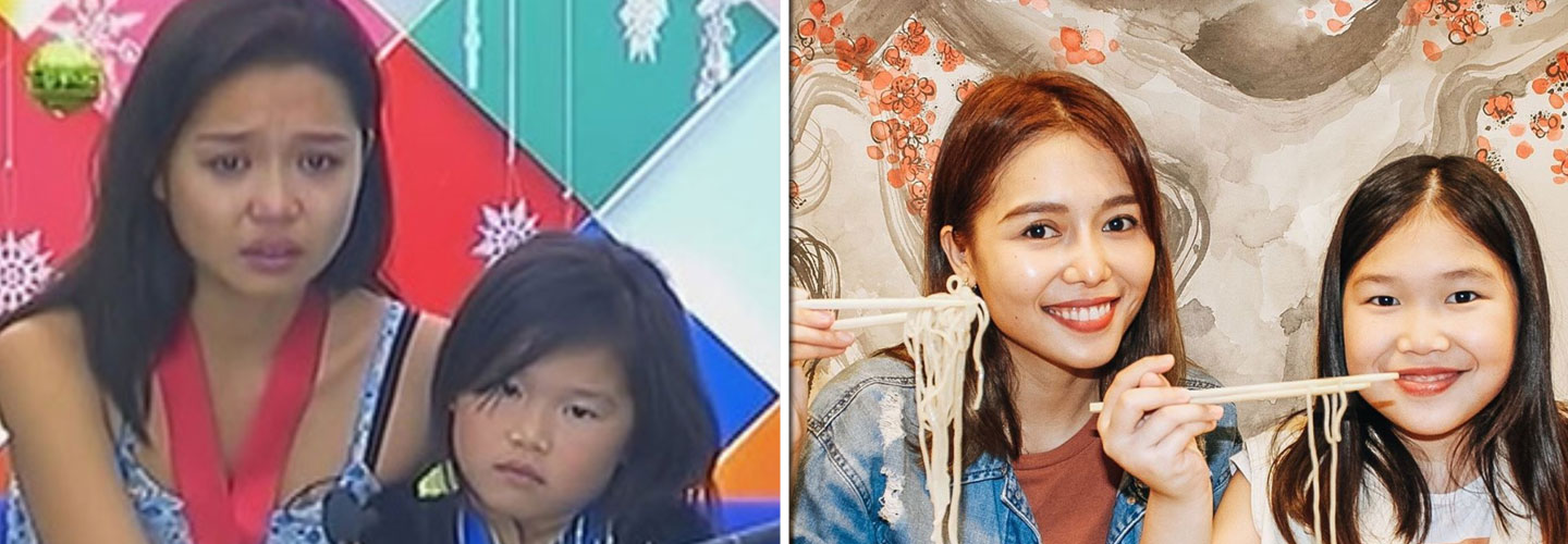 pinoy big brother 737 big winner miho nishida daughter Aimi former girltrend