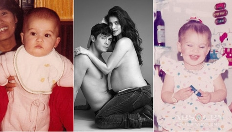its showtime anne curtis erwan eusaff baby girl throwback photos