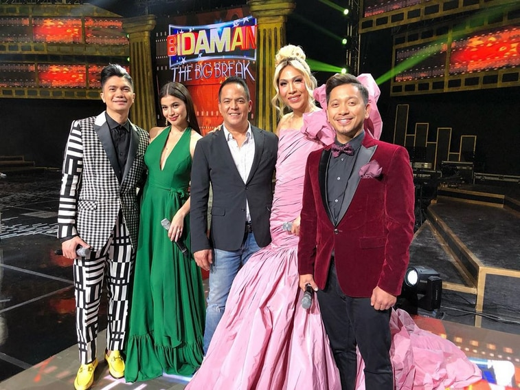 its showtime director bobet vidanes family tatay daddy
