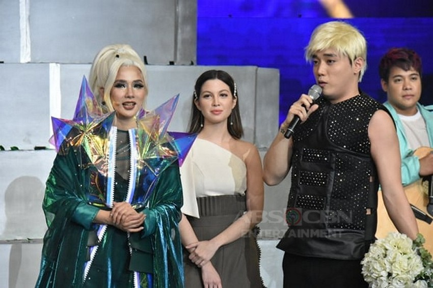 Its Showtime magpasikat 2019 musical performance Team Karylle & Ryan Magpasikat 2019