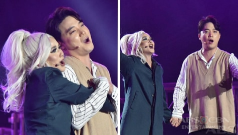 See the splendid musical performance of Team Karylle & Ryan on Magpasikat 2019