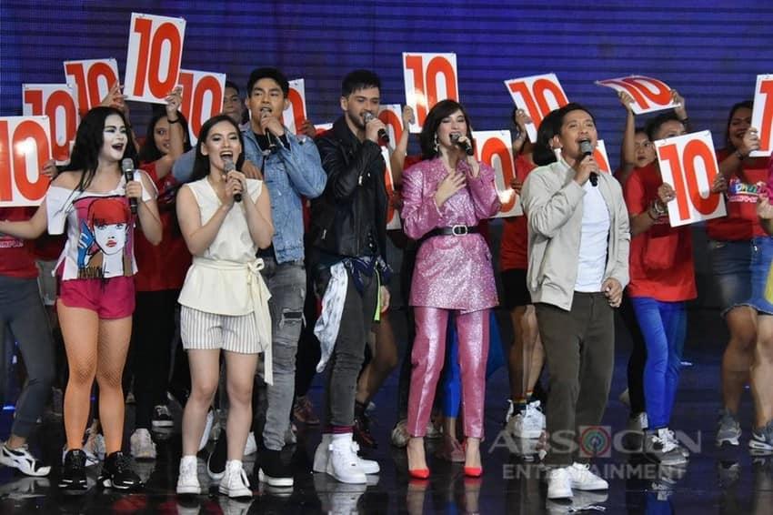 Its Showtime team Jhong, Jugs & teddy  'Magpasikat 2019'
