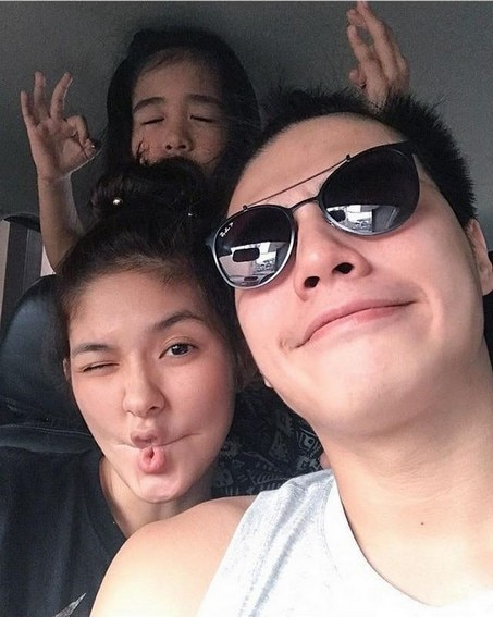 Photos of Loisa Andalio and Ronnie Alonte