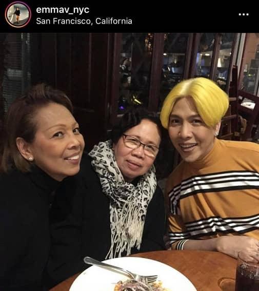 vice ganda family unkabogable star jose mari viceral sisters