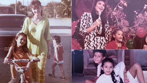LOOK: Throwback photos of Karylle with her loved ones