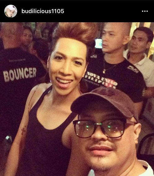 its showtime Vice ganda bestfriend brother family budi