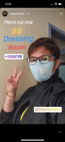 its showtime family back to studio