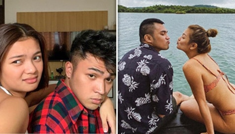 7 sweet photos of Hashtag Jimboy with his girlfriend