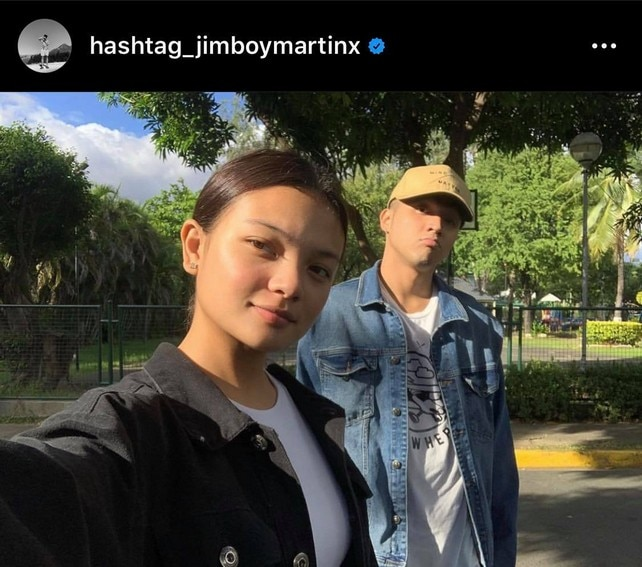 showtime family hashtag jimboy pbb pinoy big brother girlfriend