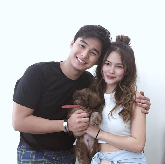 showtime family hashtag mccoy pbb pinoy big brother elisse joson