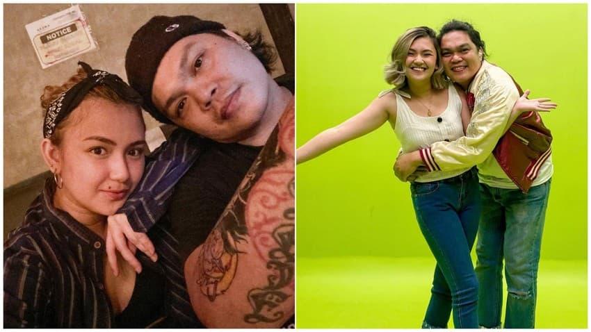 its showtime former girltrend karen reyes with boyfriend