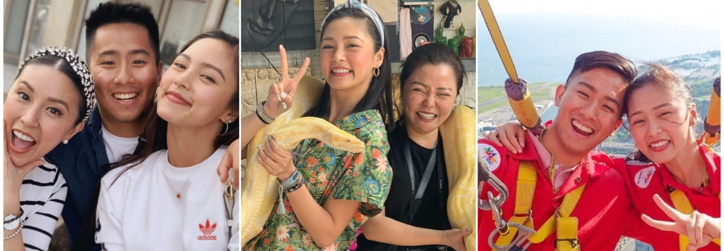29 photos of Kim Chiu with her supportive family
