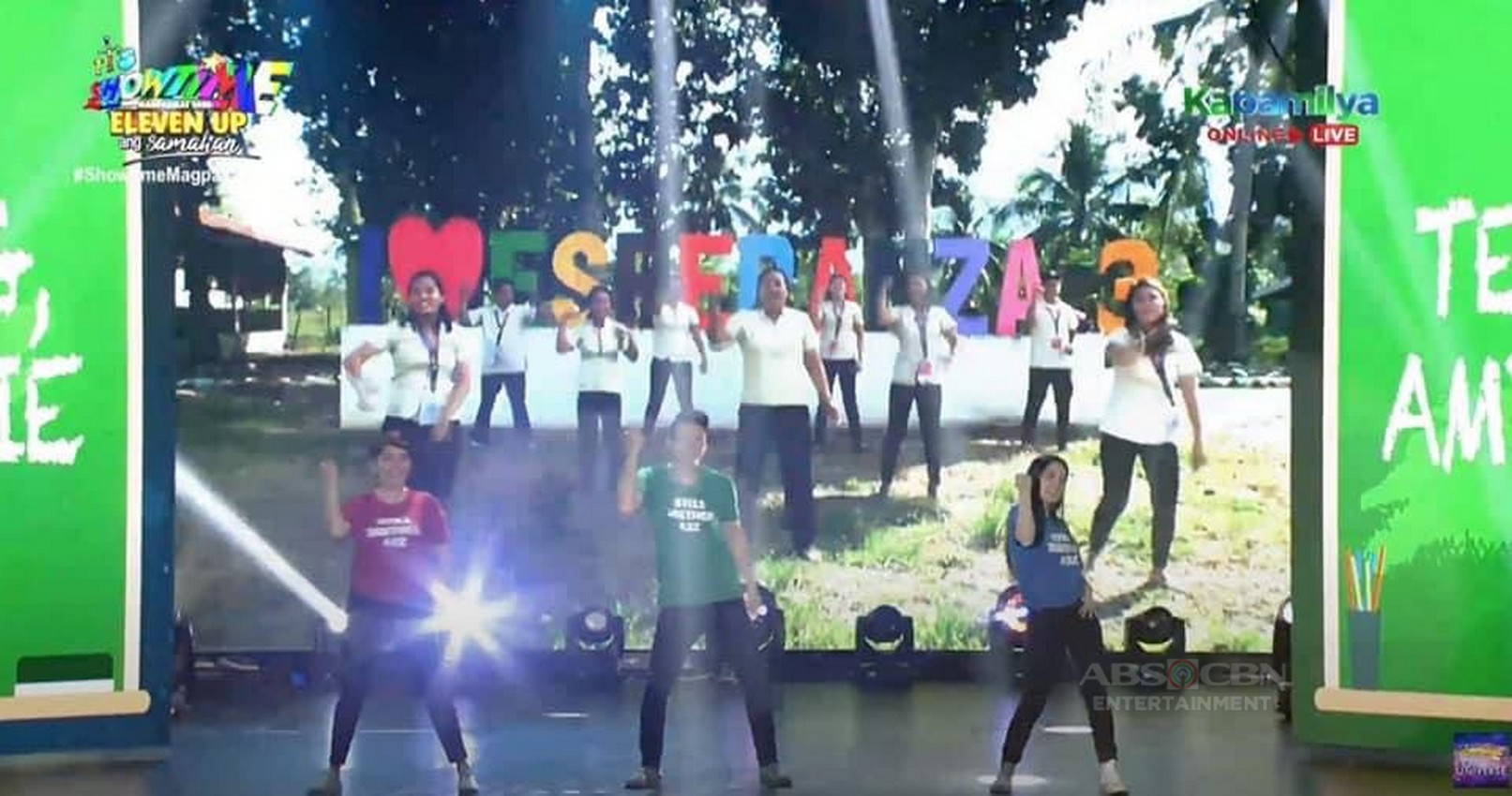 Team Vhong-Amy-Jackie highlights teachers' sacrifices amid pandemic in inspiring Magpasikat 2020 tribute