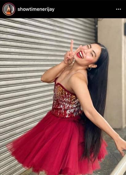 showtime family boomboom girl neri dancer
