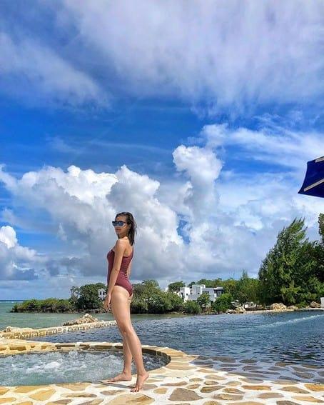kim chiu bikini sexy photos summer