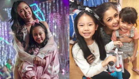 20 bonding photos of Kim Chiu with her niece