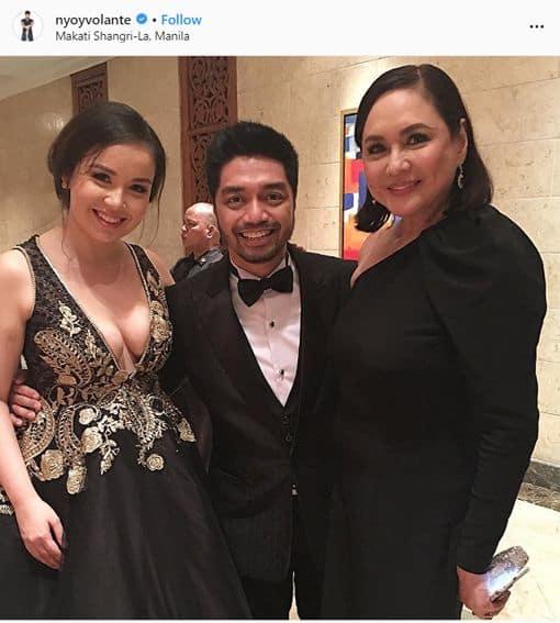 PHOTOS: Masayang buhay ni Hurado Nyoy kasama ang kanyang asawa