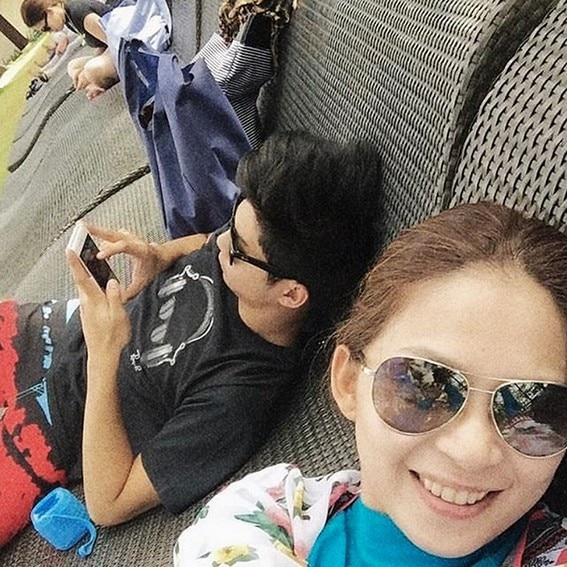 Hashtag Ryle's sweet and tight bond with his mom Sherilyn