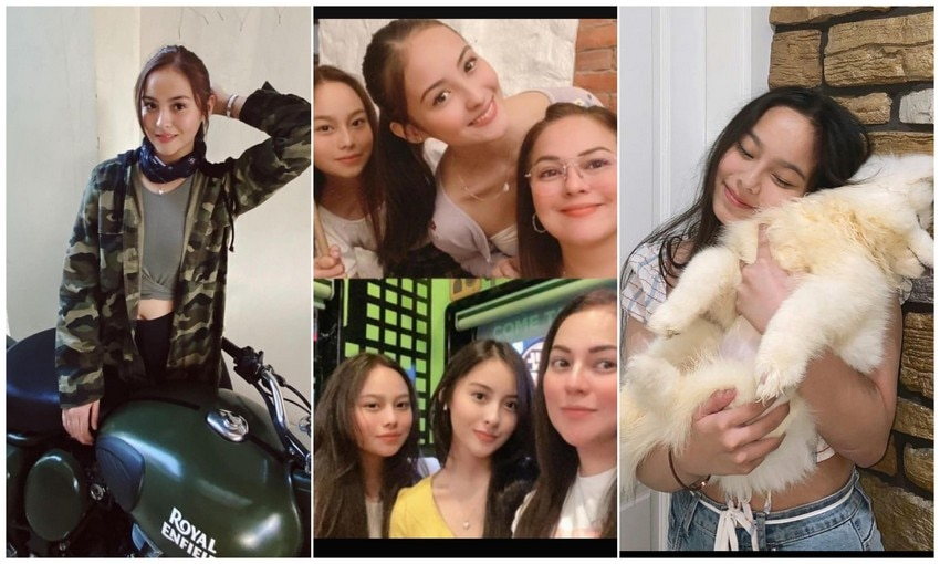 26 photos of hurado Karla with her equally beautiful daughters