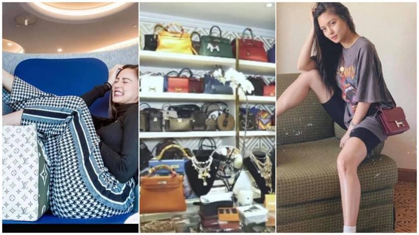 showtime Kim Chiu expensive bag collection