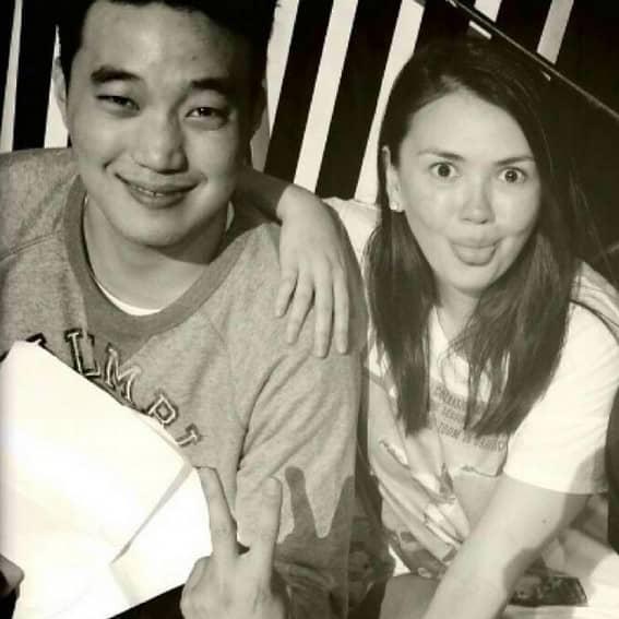 PHOTOS: Ang walang malisyang pagmamahalan bilang magkaibigan nina Ryan Bang at Angelica Panganiban