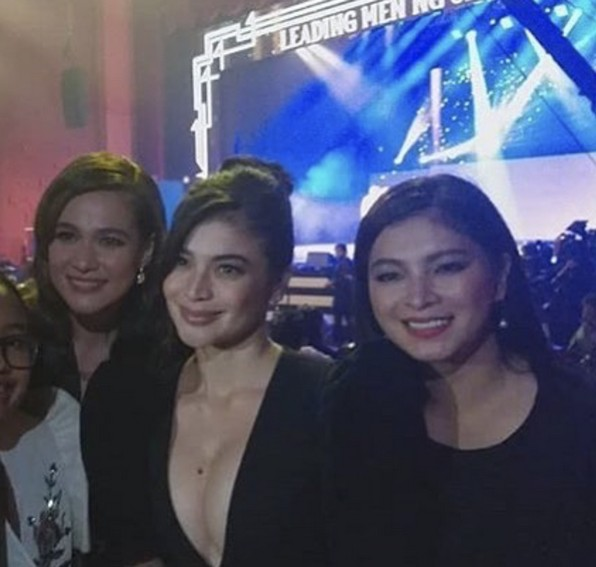 PHOTOS: Ang hindi masisirang pagkakaibigan nina Anne, Angelica, Angel at Bea
