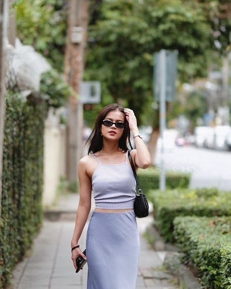 former girltrend Maris pinoy big brother ex housemate