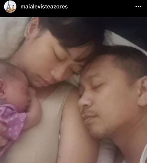 Jhong hilario daughter sarina anak