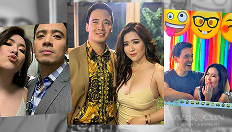 Angeline Quinto Erik Santos friendship