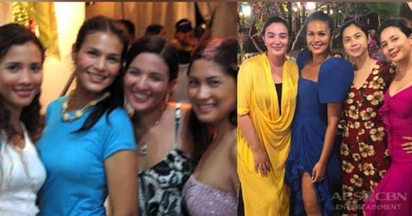 Sunshine Iza Karylle Diana Friendship