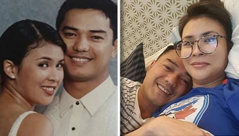 Gelli Ariel Rivera photos proved power couple